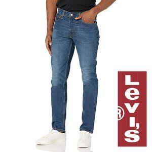 Levi's Men's 511 Slim Fit Jean, Throttle - Stretch